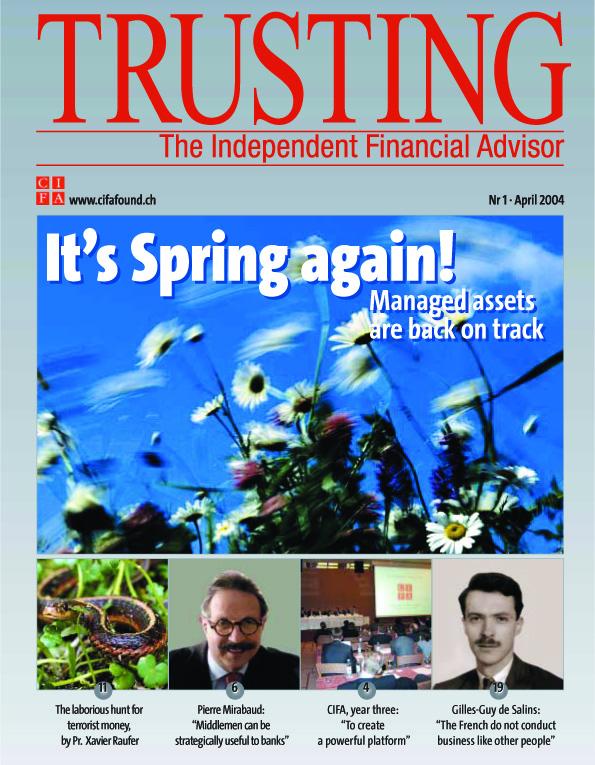 Trusting magazine No 1