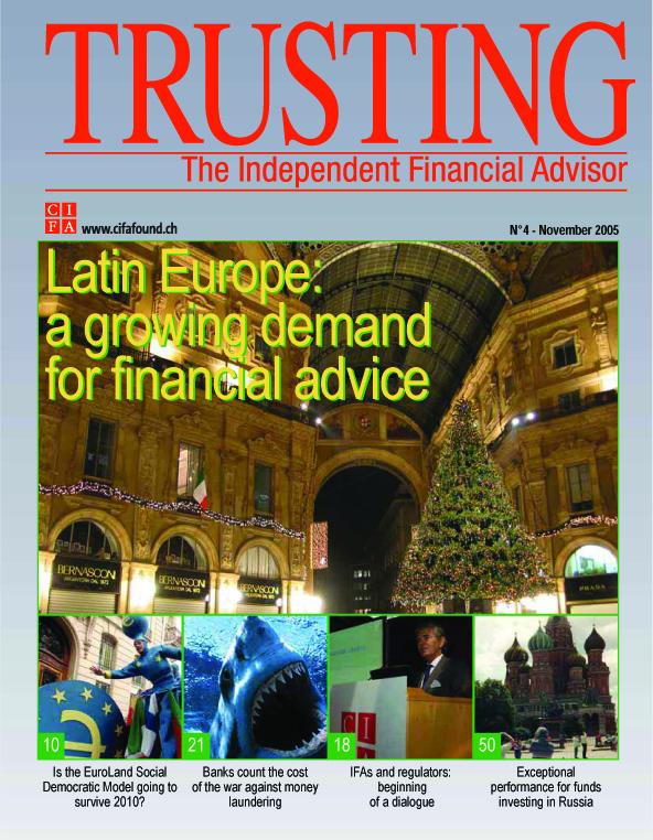 Trusting magazine No 4