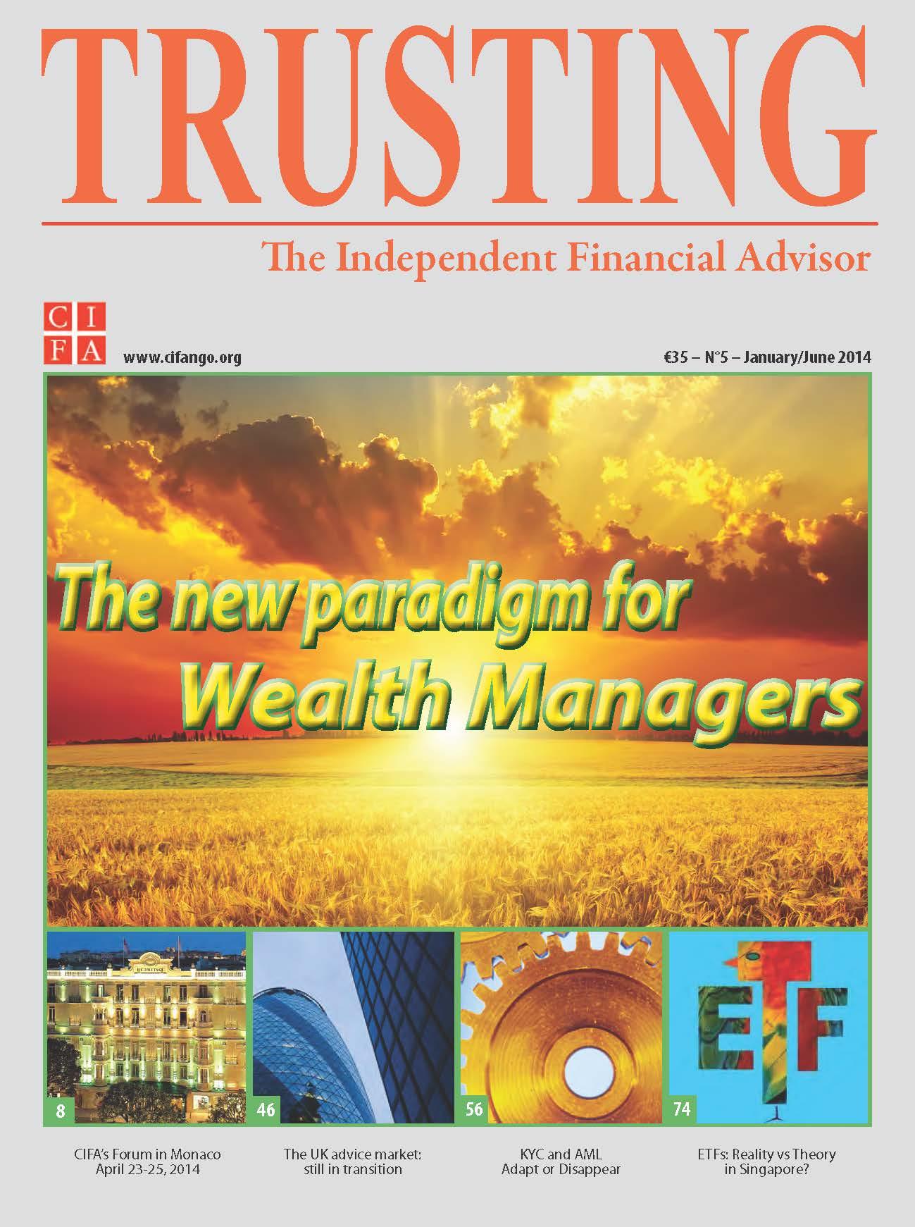 Trusting magazine No 5