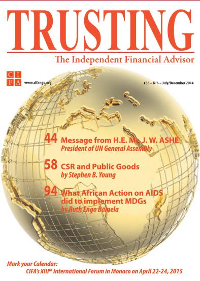 Trusting magazine No 6