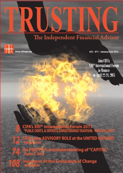 Trusting magazine No 7