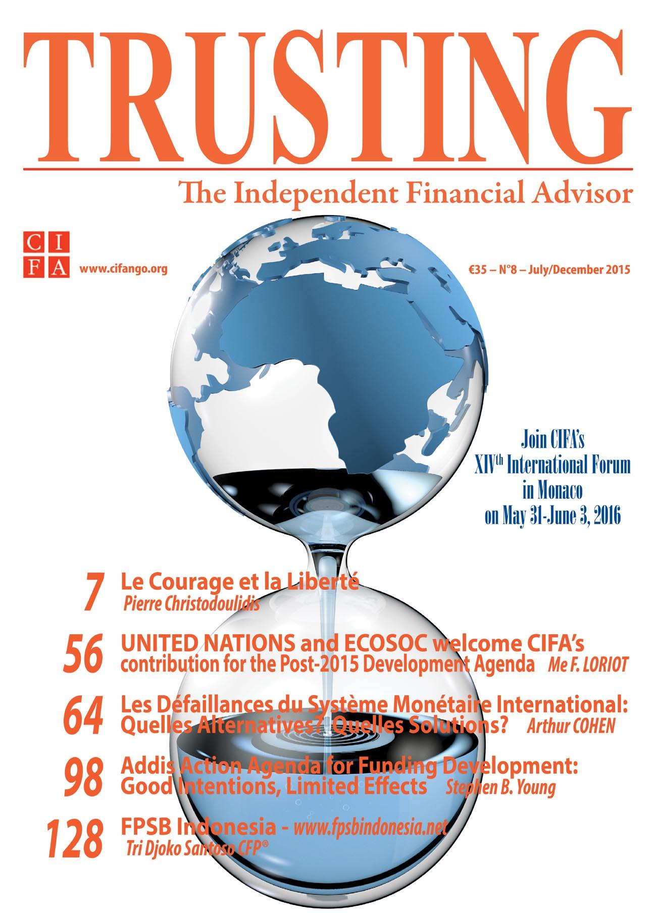 Trusting magazine No 8