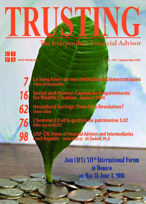 Trusting magazine No 9