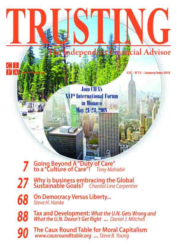 Trusting magazine No 13