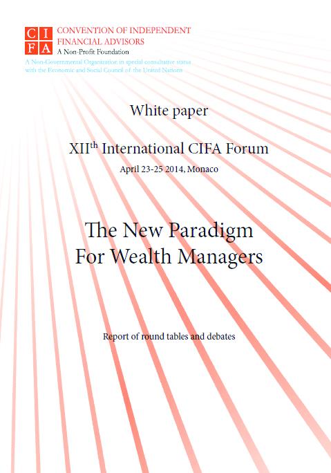 White Paper No 12